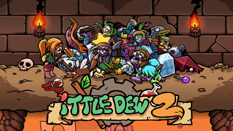 Ittle Dew 2 anunciado para Nintendo Switch