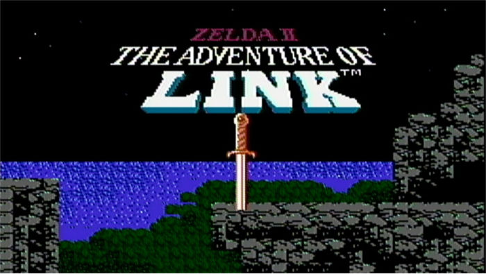 Nuevo récord Speedrun de Zelda II: The Adventure of Link (TAS)