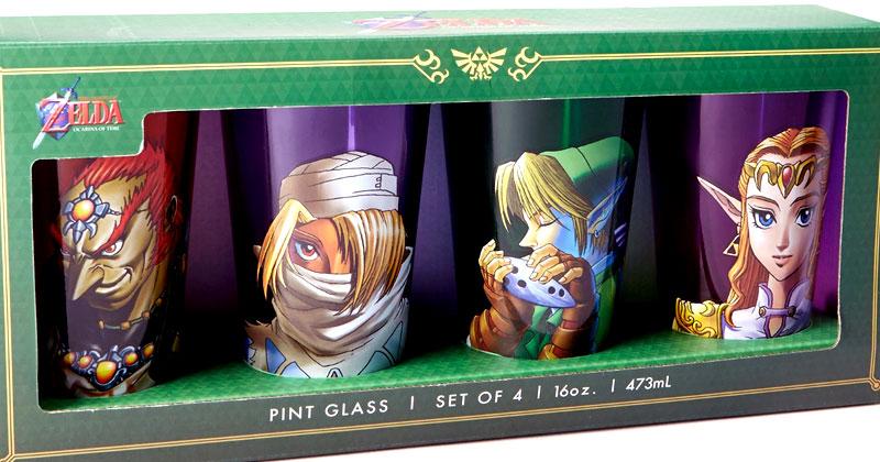 Vasos de cristal en Spencer's