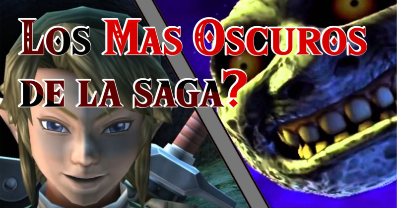 Majora's Mask VS Twilight Princess (Vídeo de Opinión)