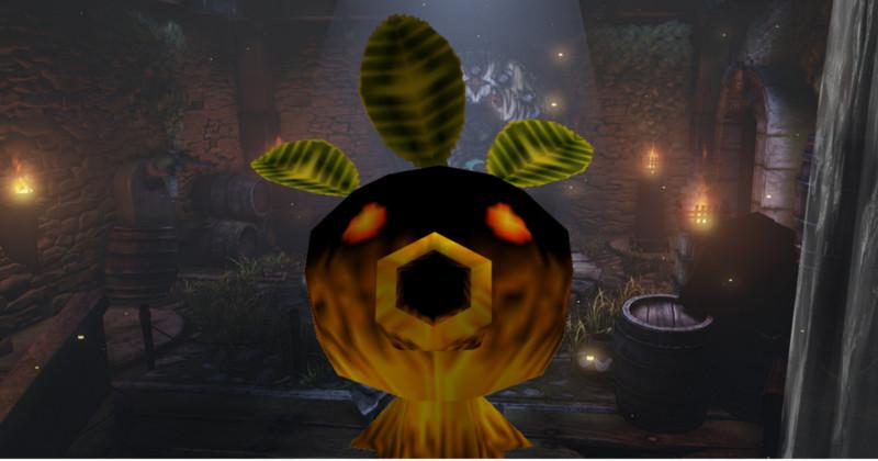 Especial de Halloween de la Tierra de Hylia