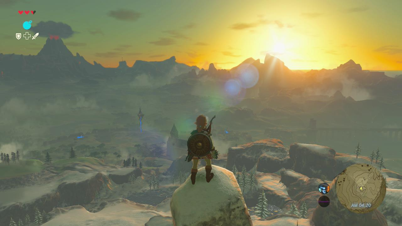 Breath of the Wild lidera las ventas en España