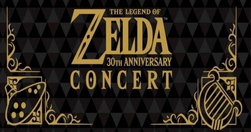 DVD del concierto 30 Aniversario de Zelda en Japon