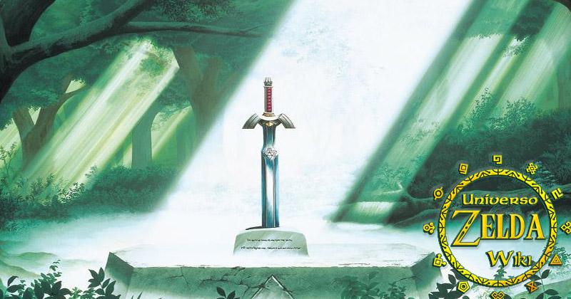 Universo Zelda Wiki: Espada Maestra