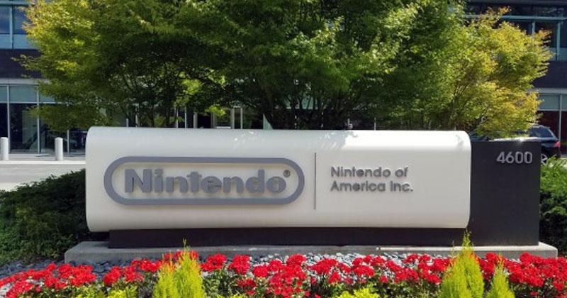 Bokoblin en la oficina de Nintendo América