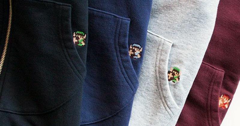 Sudaderas de Link en Japón