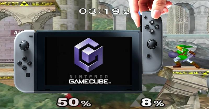 Nintendo Switch incluiría GameCube como Consola Virtual