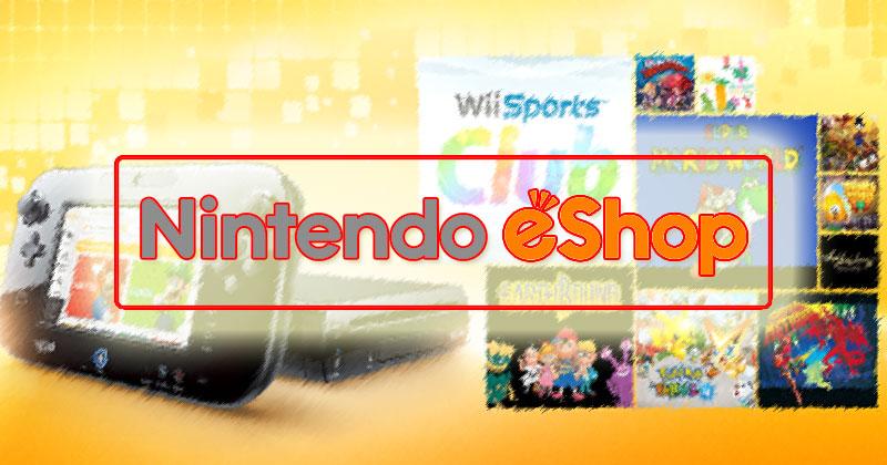 Ventas de la eShop de Wii U