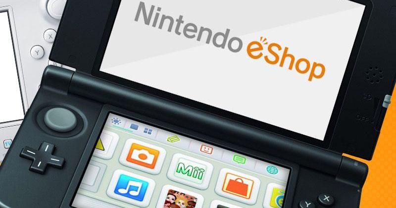 Lo más descargado en la eShop de Nintendo 3DS