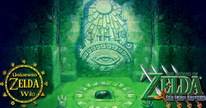 Universo Zelda Wiki: Four Swords