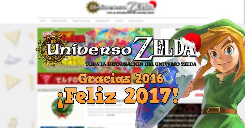 2016, el MEJOR año para Universo Zelda