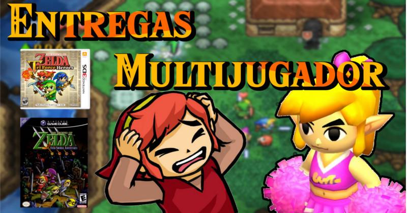 Las entregas multijugador de la saga (Vídeo)