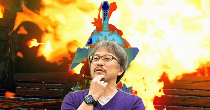 Eiji Aonuma habla de Breath of the Wild con Eurogamer