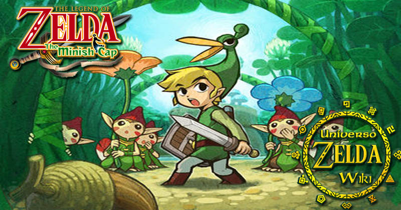 Universo Zelda Wiki: The Minish Cap
