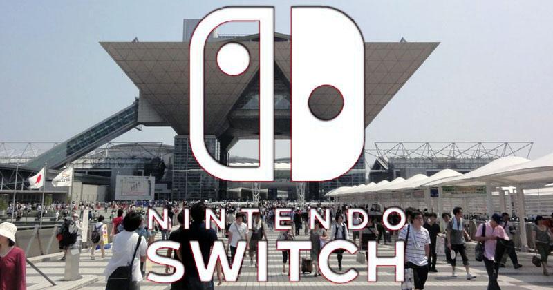 Imágenes de la Switch Experience en Tokio