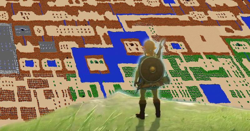 Los otros Zelda en Breath of the Wild