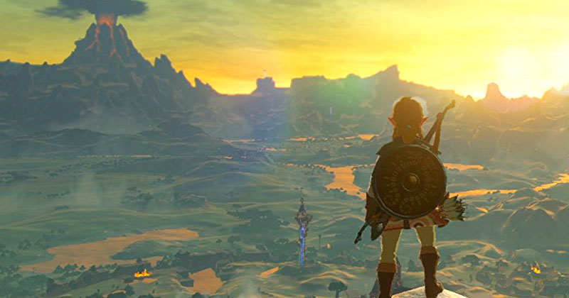 Un editor de Gamekult habla sobre las diferencias gráficas entre el Breath of the Wild de Switch y Wii U