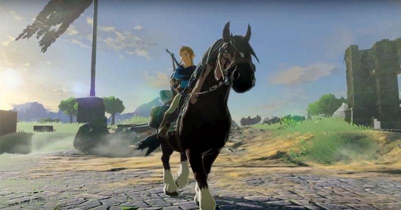 Análisis/reflexión de Zelda: Breath of the Wild y su nuevo tráiler