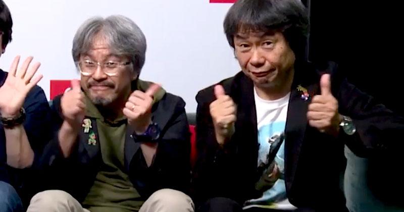 Los 5 favoritos de Miyamoto y Aonuma en Breath of the Wild
