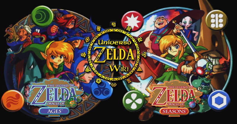 Universo Zelda Wiki: Oracle of Seasons & Oracle of Ages