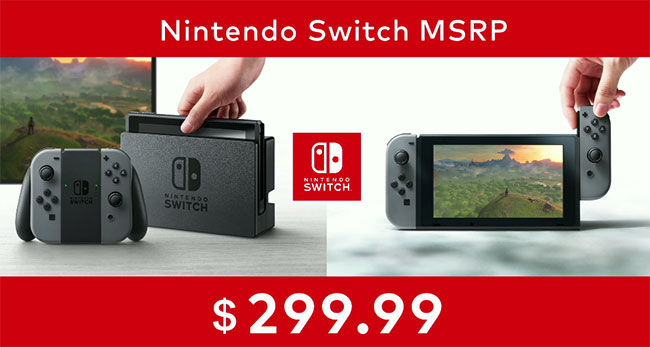 Dónde reservar Nintendo Switch y Breath of the Wild