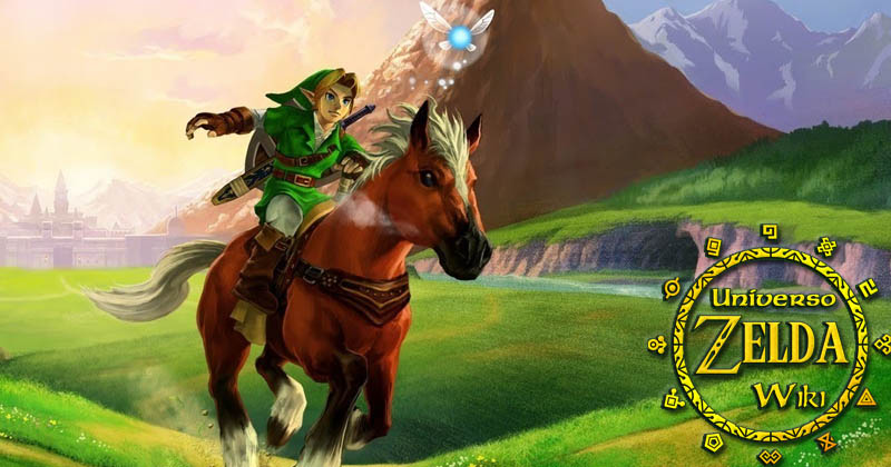 Universo Zelda Wiki: Epona