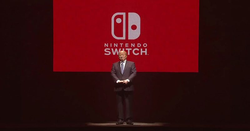 Resumen de la presentación de la Nintendo Switch en Japón