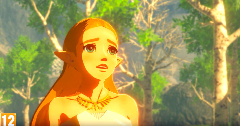 Tráiler de Breath of the Wild doblado al español