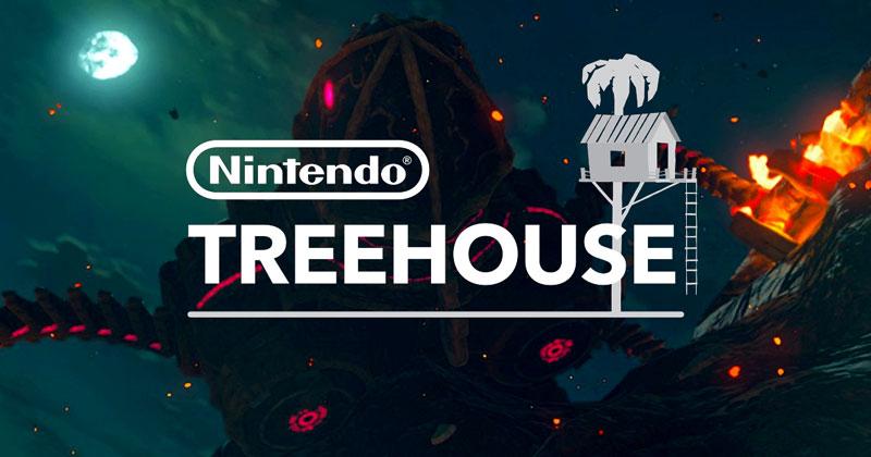 ¡Sigue el Nintendo Treehouse Switch en directo con nosotros!