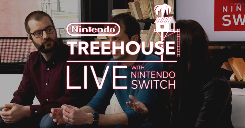 ¡Resumen del Nintendo Treehouse Switch con sorpresas!