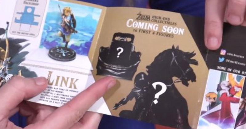 Nuevas figuras de Zelda Breath of the Wild