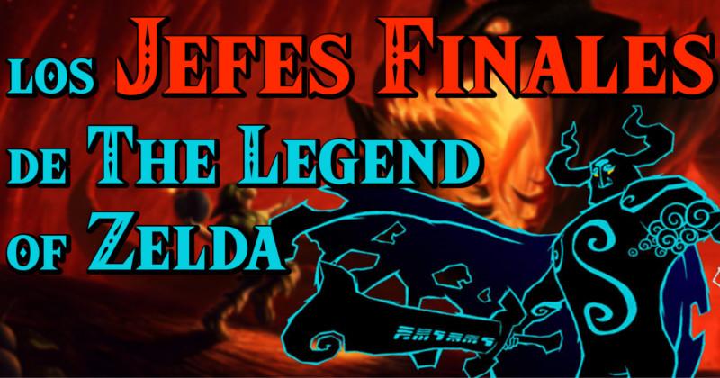 Los Jefes de The Legend of Zelda (Vídeo)