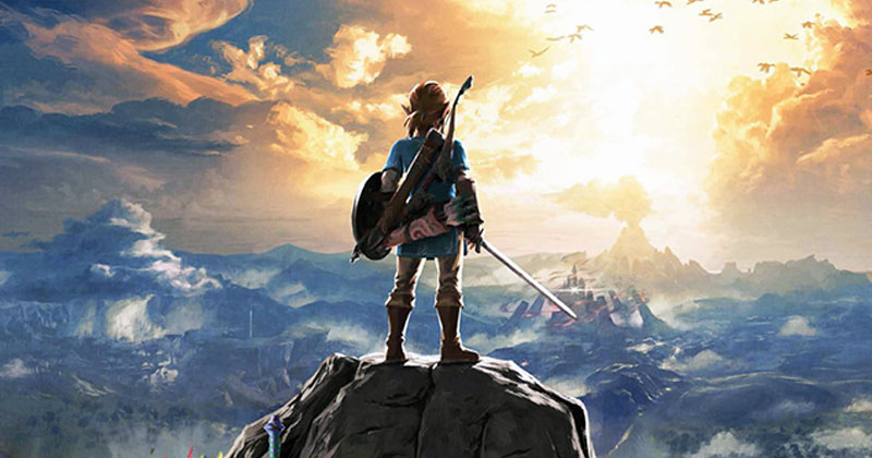 Nintendo ofrece fondos de pantalla de Breath of the Wild