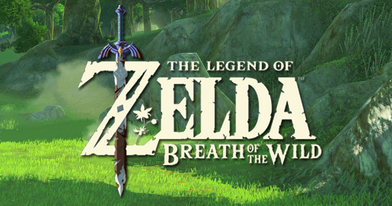 Nintendo publicita Breath of the Wild para padres