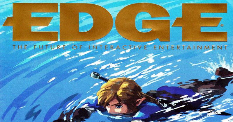 EDGE le da un 10 a Breath of the Wild