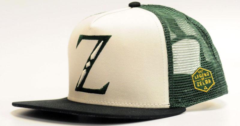 La nueva gorra de Zelda en Nintendo NYC Store
