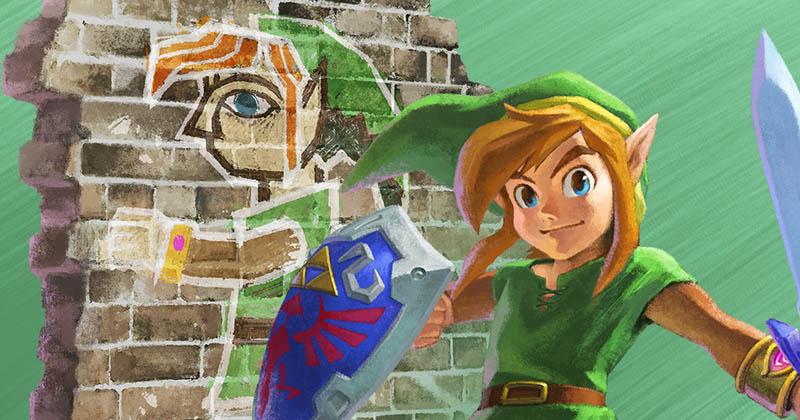 ¿Un Zelda 2D en Nintendo Switch?