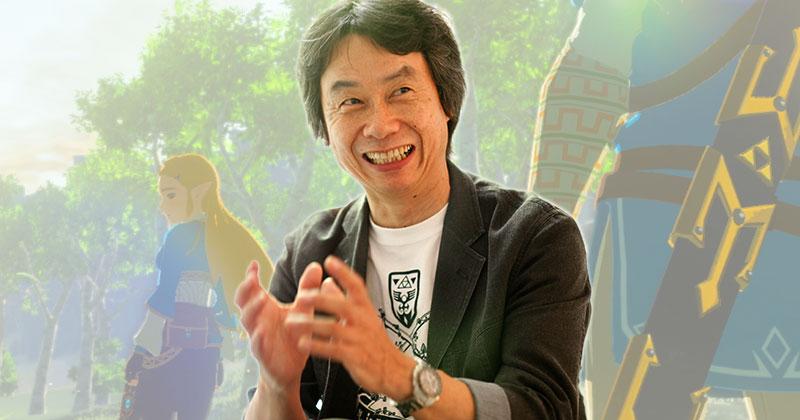 Miyamoto: Breath of the Wild es una aventura épica