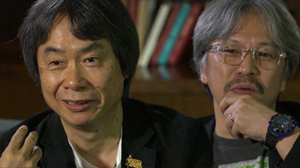 Entrevista: Miyamoto y Aonuma están entrenando a la nueva generación de Nintendo