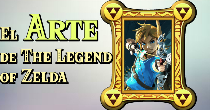 El Arte de The Legend of Zelda (Vídeo)