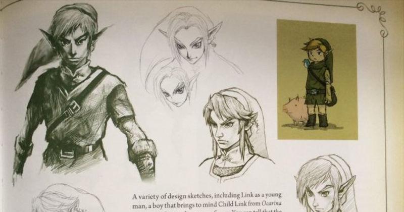 Nintendo consideró que Link tuviera 25/30 años en Twilight Princess