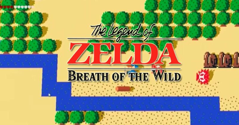 Cómo se creó Breath of the Wild