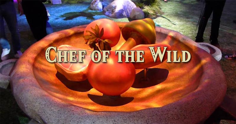 Chef of the Wild: App de cocina para Breath of the Wild