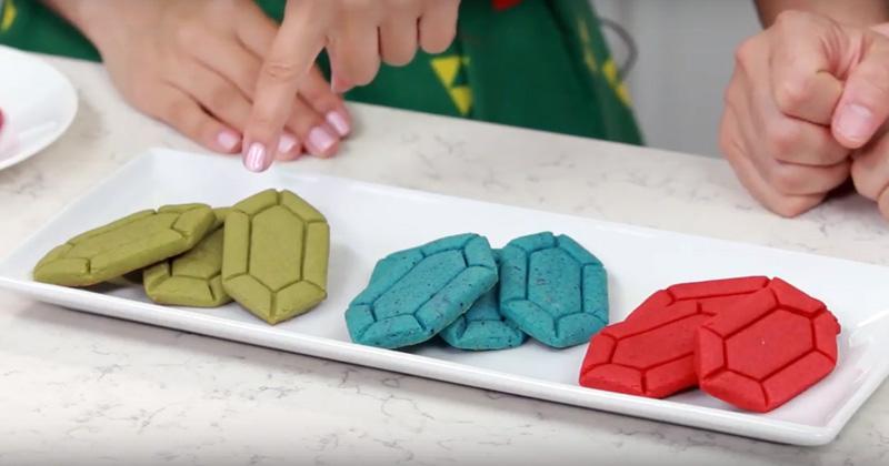 Como hacer galletas Rupia