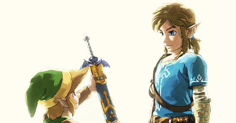 ¿Es Breath of the Wild el esperado sucesor de Ocarina of Time?
