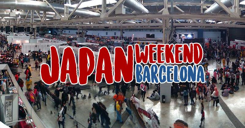 Gran éxito del Japan Weekend Barcelona