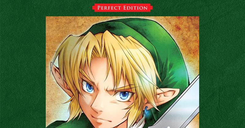 Perfect Edition Manga de Ocarina of Time en español el 30 de marzo