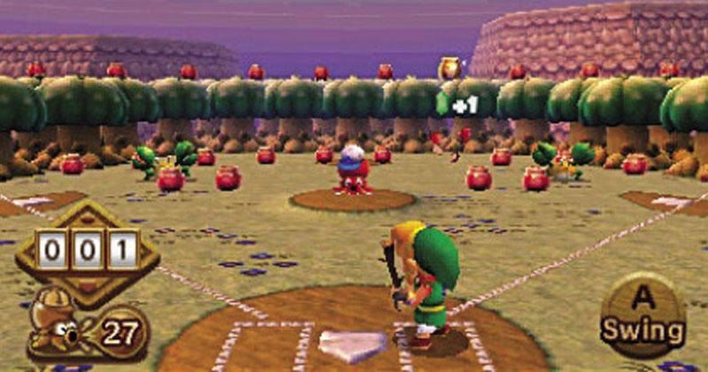Música de Zelda en el World Baseball Classic