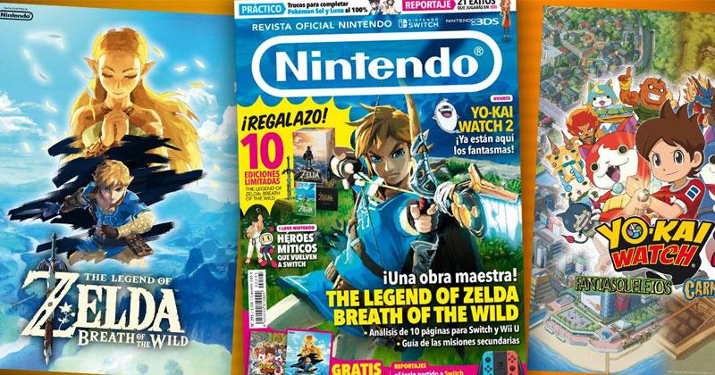Revista Oficial Nintendo 295