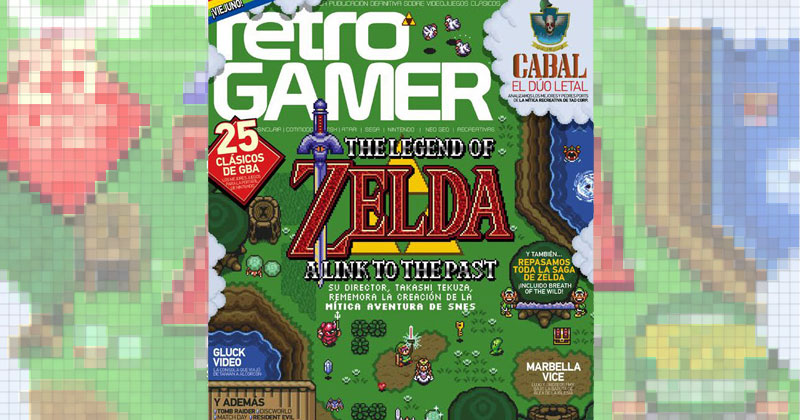 A Link to the Past en RetroGamer